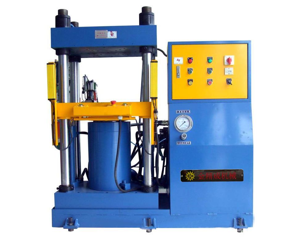 下顶式液压机 下缸油压机 四柱下顶液压机