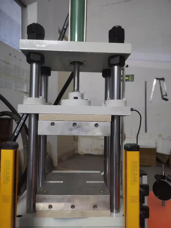 小型硅胶硫化机 简易型热压机
