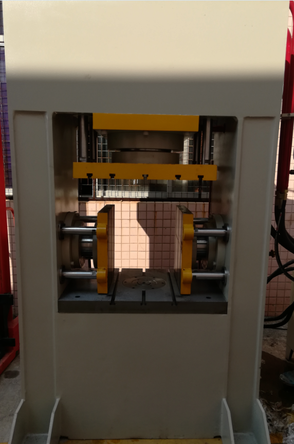 框架式液压压力机